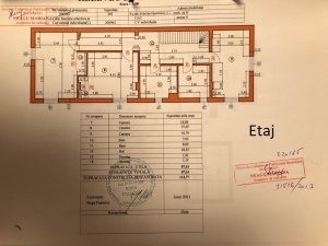 Vila 10 camere 380 mp utili  - curte libera 126 mp - 2008 - Tineretului  Adesgo