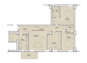 Apartament 4 camere Vitan Residence 7 - Metrou Mihai Bravu
