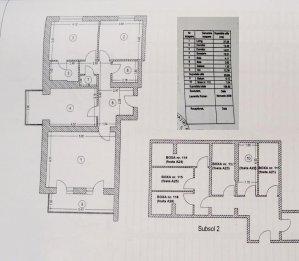 3 camere mobilat/utilat Emerald Residence - Lacul Tei