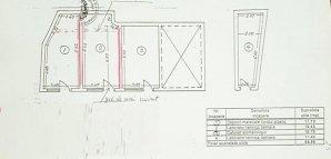 Spatiu comercial 65 mp - Popa Tatu - Vitrina strada 10 ml