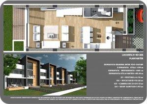Cernica - Pantelimon - vila P+2E 160 mp -curte libera 244mp- COMISION 0