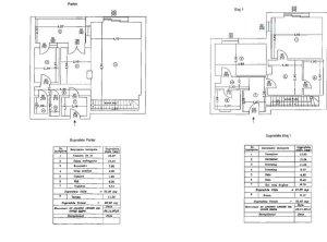 Apartament 3 camere - Duplex + Curte 50 mp Bloc 2019