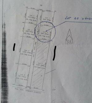 Teren Intravilan Sisesti - 730 mp