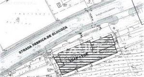 Teren 2400 mp intravilan Fabrica de glucoza zona barbu vacarescu