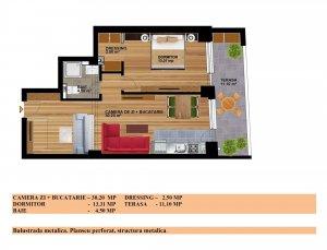 2 camere imobil 2021 - Calea Vitan 271 - Auchan - COMISION 0