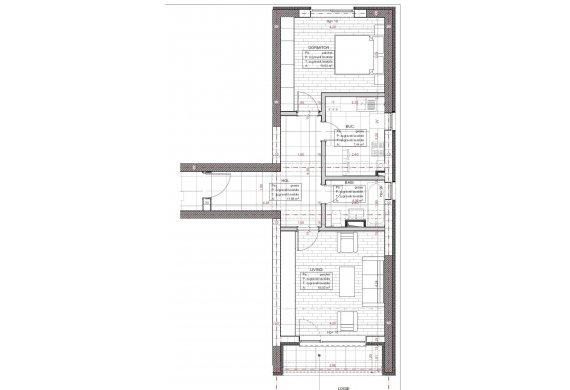 Apartament 2 Camere - C2.8A