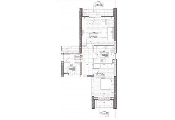 Apartament 2 Camere - C2.6A