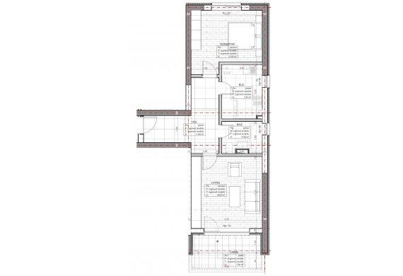 Apartament 2 Camere - C2.8B