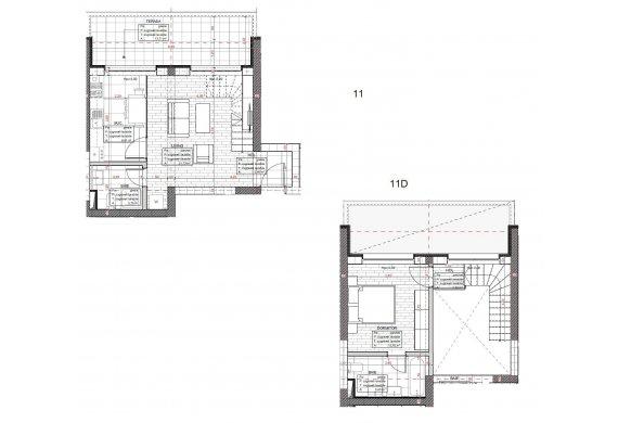 Apartament 2 Camere - C2.D.3A