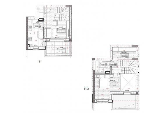 Apartament 2 Camere - C2.D.3B